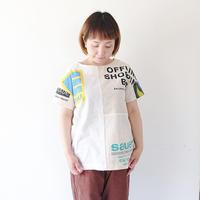 *メンズとレディース*Fritter★フリッター★Eco T-shirts/エコTシャツ A