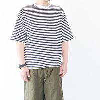 *ユニセックス*SETTO-セット-DROP-T ドロップショルダーTシャツ