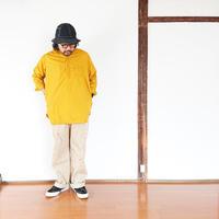 *ユニセックス*20/20 Twenty-Twenty[s]-Pullover Shirt[2035]/マスタード