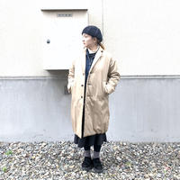 *再入荷*The LOFTLABO★ザ ロフトラボ★LOOCKY CHESTER LONG DOWN COAT(TL16FJK9)  ベージュ