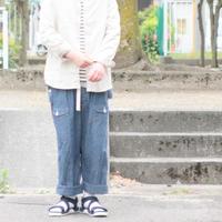 size3完売*ユニセックス*ARAN★アラン★OVER PT(シャンブレー)