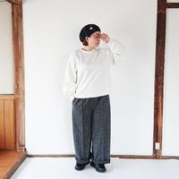 "Kelen-ケレン-Easy Wide Trouser""Moat"" イージーワイドトラウザー"