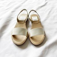 *レディース*FABRIQUE en planete terre-separate sandal セパレートサンダル /ホワイト