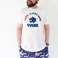 *ユニセックス*TIGRE BROCANTE-ティグルブロカンテ-TWURA S/S-T/ホワイト(TB-278-TPO-1)