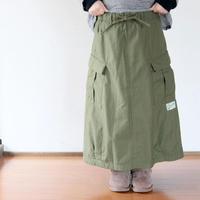 快晴堂★ミリタリーカーゴスカート (73SK-43)