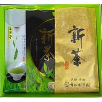 №ABC-1 宇治新茶上煎茶100g+特上煎茶100g+特撰煎茶100g箱入り