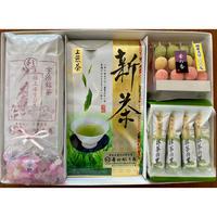 №CHS-1 新茶+和菓子限定ギフトセット