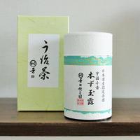 №本ず-1 新茶 本ず玉露95g缶箱入り