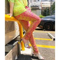 Vintage  Vivit Leopard Skinny Pants