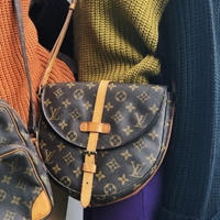 Vintage  Louis Vuitton Monogram Shanti