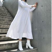 DEADSTOCK White Washer Dress