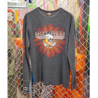 Vintage  Harley Long Sleeves Thermal Tee