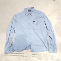 Vintage  Corduroy Shirts BLUE