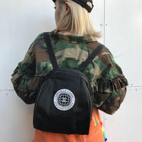 Vintage CHANEL NOVERTY Nylon Ruck Sack