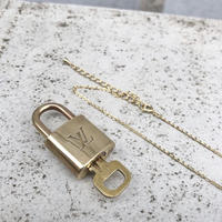 【Vintage LOUIS VUITTON 】PADLOCK