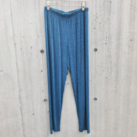 Vintage  Spandex Pants Dusty Blue