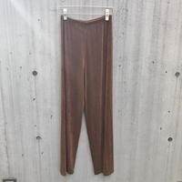 Vintage  Spandex Pants Brown