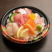 魚屋の海鮮丼【魚和水産】