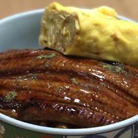 旨旨濃厚タレの鰻卵丼【炭火焼  みや澤】