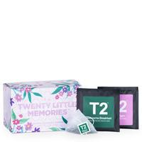 T2 紅茶 Twenty Little Memories(ティーバッグ20種類セット)