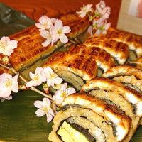 大塚うなぎ 宮川 うなぎ丸々1本棒寿司