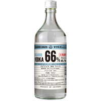 まさひろウォッカ66%アルコール 700ml瓶 高濃度アルコール (131375)