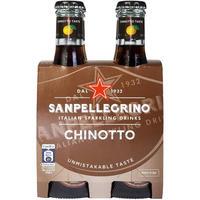 サンペレグリノ キノット 200ml瓶×4本 (61057)