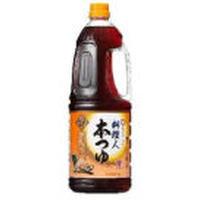 キッコーマン 料理人本つゆ 1.8Lペット (69311)