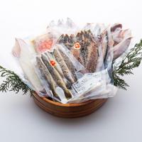 吉池オリジナル 味の笛干物セット