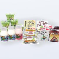 べつかい乳製品セットB   (北海道道東  ㈱別海乳業興社より産地直送となります。)