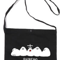 BUNCHOサコッシュ / 黒