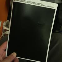 展覧会記録冊子|2017年10月1日よりオーストリアでは覆面禁止です