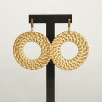 Rattan metal pierce