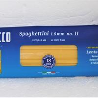 ディチェコ スパゲティーニ 1.6mm No.11 500g