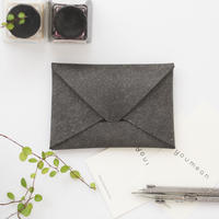 Card Case -gray-