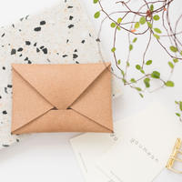 Card Case -beige-