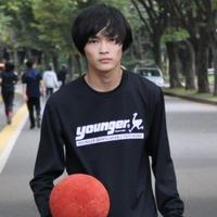 ロングプラTシャツ/YRT627