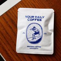 DRIP BAG COFFEE 5個入りグァテマラ 中深煎り