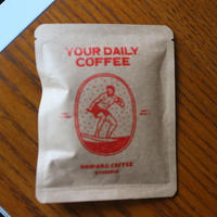 DRIP BAG COFFEE 5個入り エチオピア 浅煎り