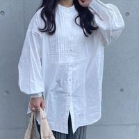 pin tuck blouse