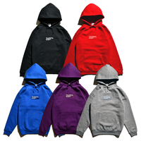 Boxlogo Hooded Sweatshirt