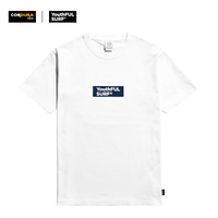 CORDURA × YouthFUL SURF® Layer fabric Tee / White