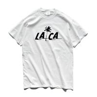 【7月再販予定】LA.CA sunset  Tee  【White】