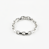 Anker Narrow Chain Ring / 細