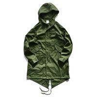 Mods coat / Olive