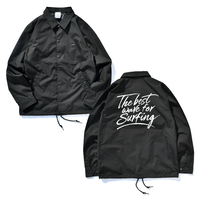 【予約商品】Coaches Jacket【Black】