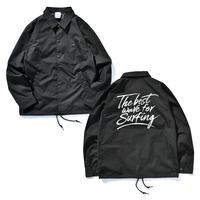 Coaches Jacket【Black】