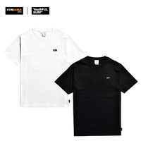 CORDURA × YouthFUL SURF® Ruber Patch Layer fabric Tee