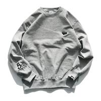 5th Anniversary Limited crewneck sweatshirts【Gray】