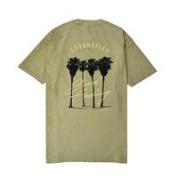L.A. Good Feeling Pigment Dyed Tee / Khaki